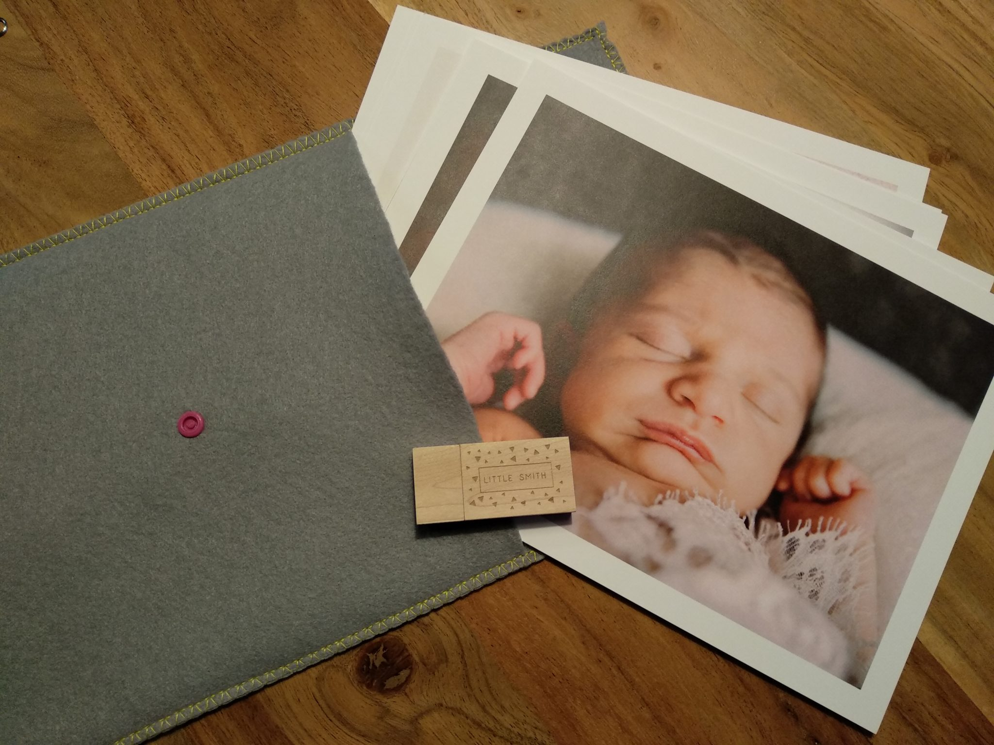 Newborn prints